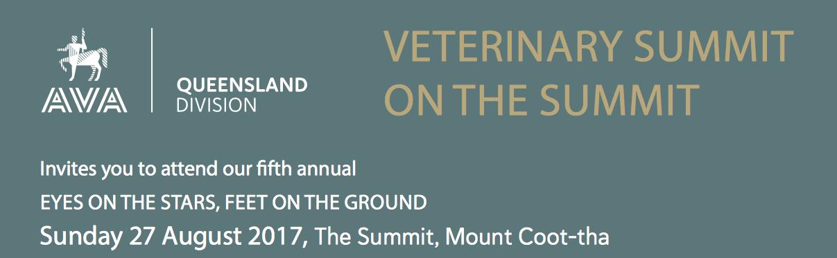 The Veterinary Summit